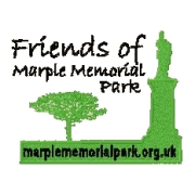Embroidered Friends of Memorial Park Logo