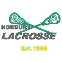 Embroidered Norbury Lacrosse Logo
